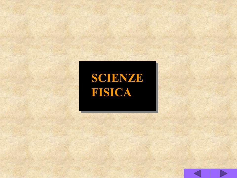 SCIENZE FISICA