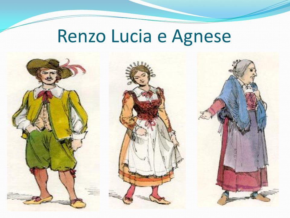 Renzo Lucia e Agnese