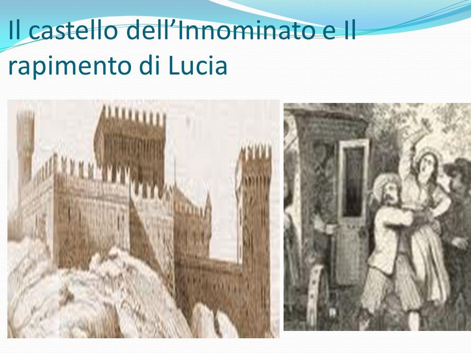 Il castello dell'Innominato e Il rapimento di Lucia