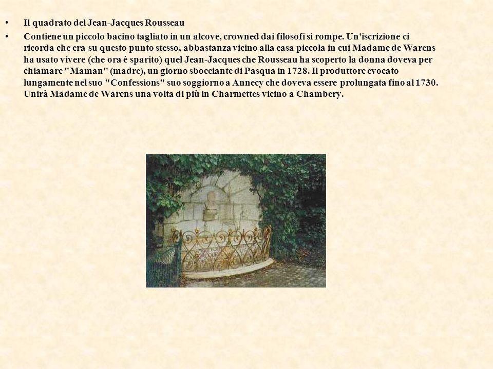 Il quadrato del Jean-Jacques Rousseau