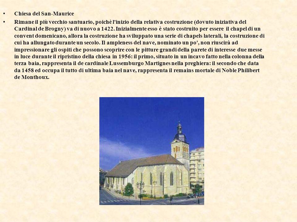 Chiesa del San-Maurice