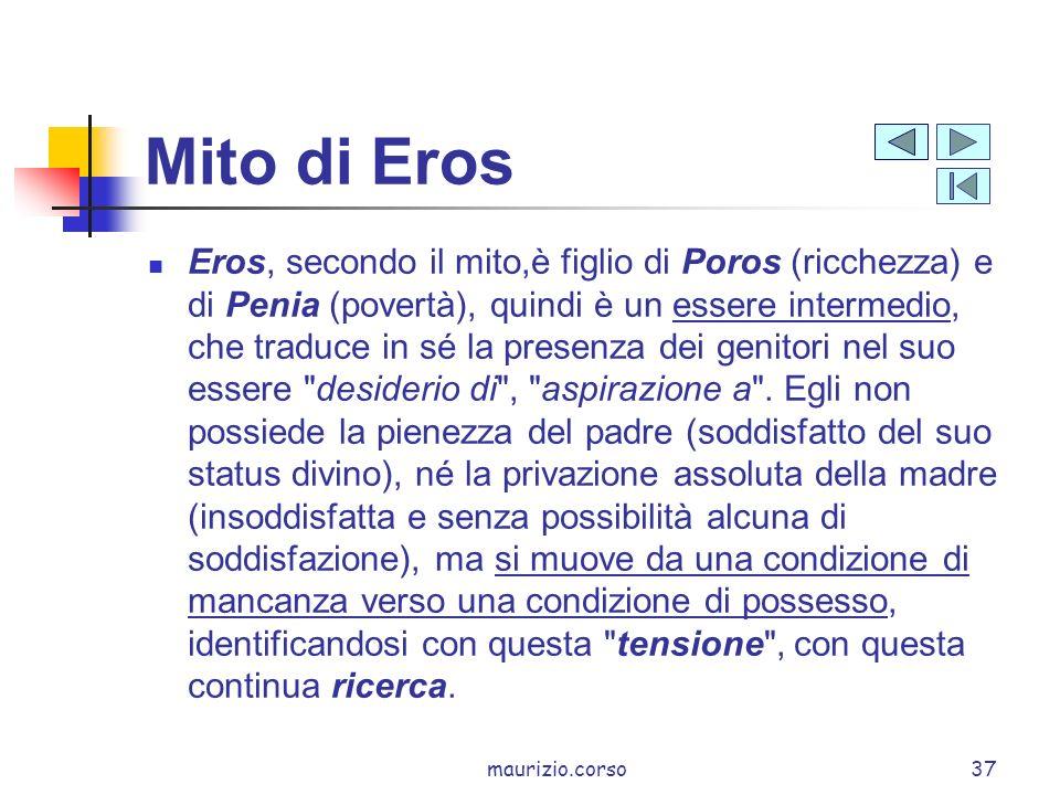 Mito di Eros
