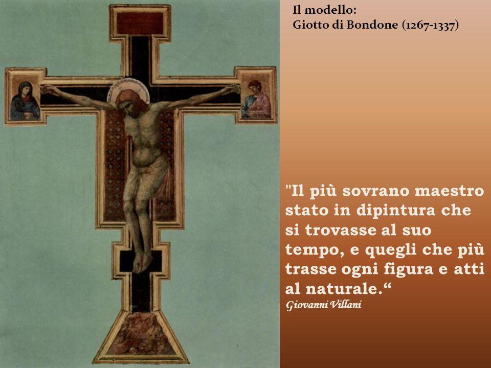 Il modello: Giotto di Bondone (1267-1337) Giovanni Villani