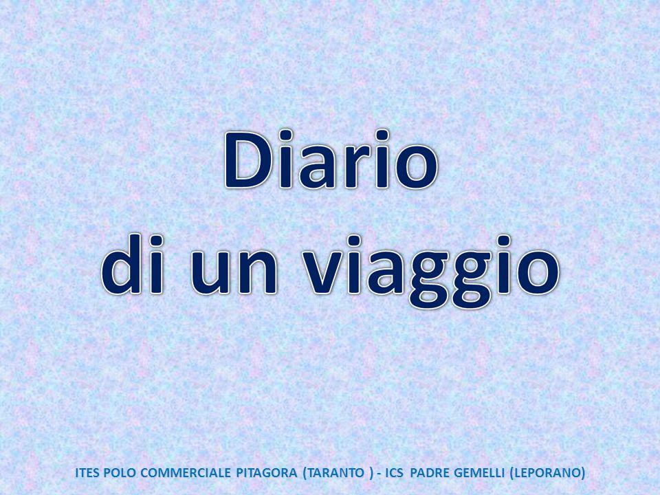 ITES POLO COMMERCIALE PITAGORA (TARANTO ) - ICS PADRE GEMELLI (LEPORANO)