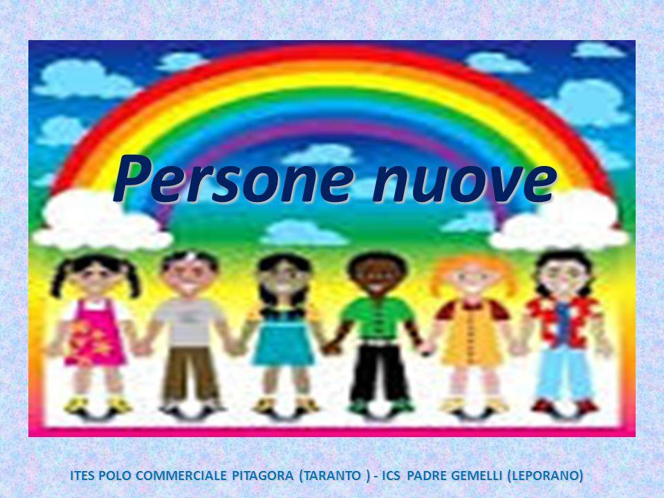 Persone nuove ITES POLO COMMERCIALE PITAGORA (TARANTO ) - ICS PADRE GEMELLI (LEPORANO)