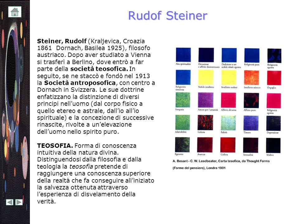 Rudof Steiner