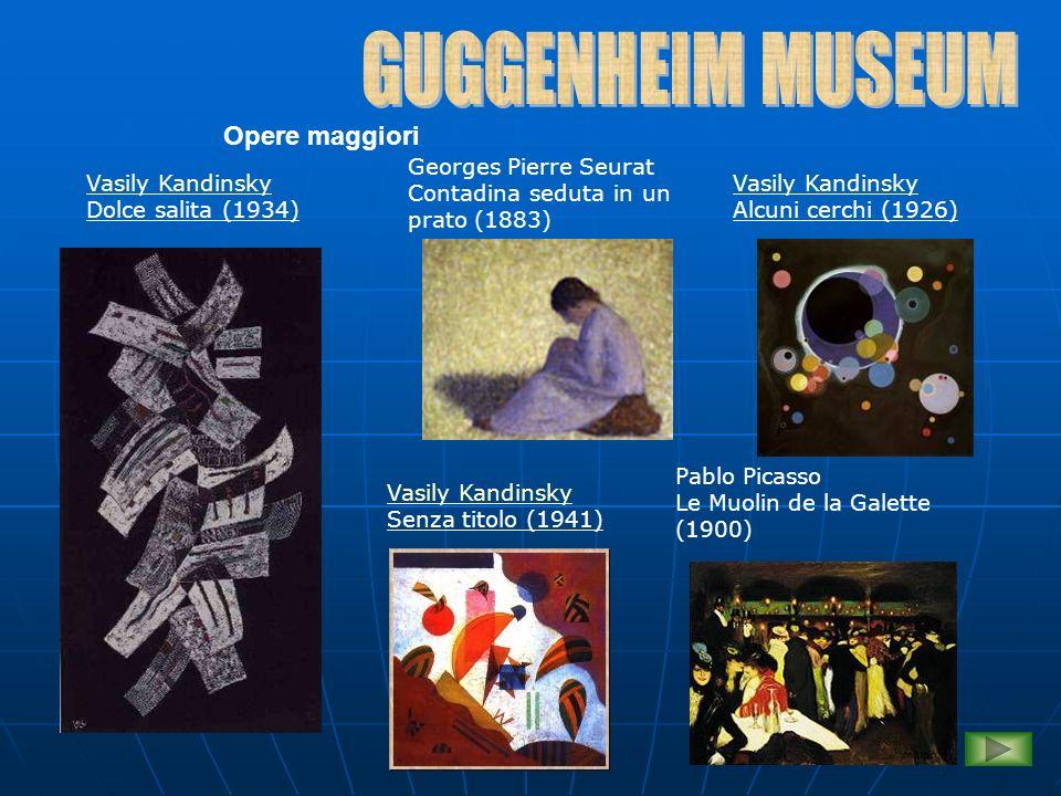 GUGGENHEIM MUSEUM Opere maggiori Georges Pierre Seurat