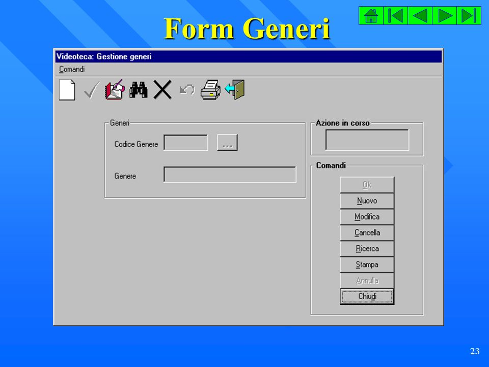 Form Generi