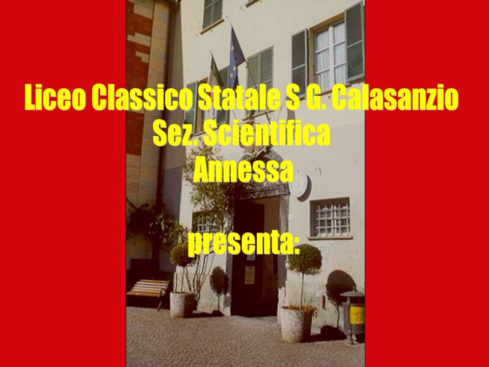 Liceo Classico Statale S G. Calasanzio