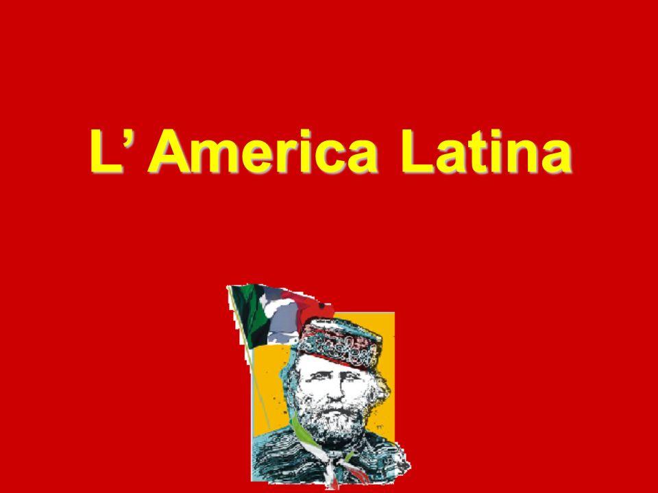L' America Latina