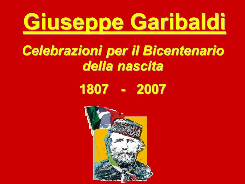 Celebrazioni per il Bicentenario della nascita