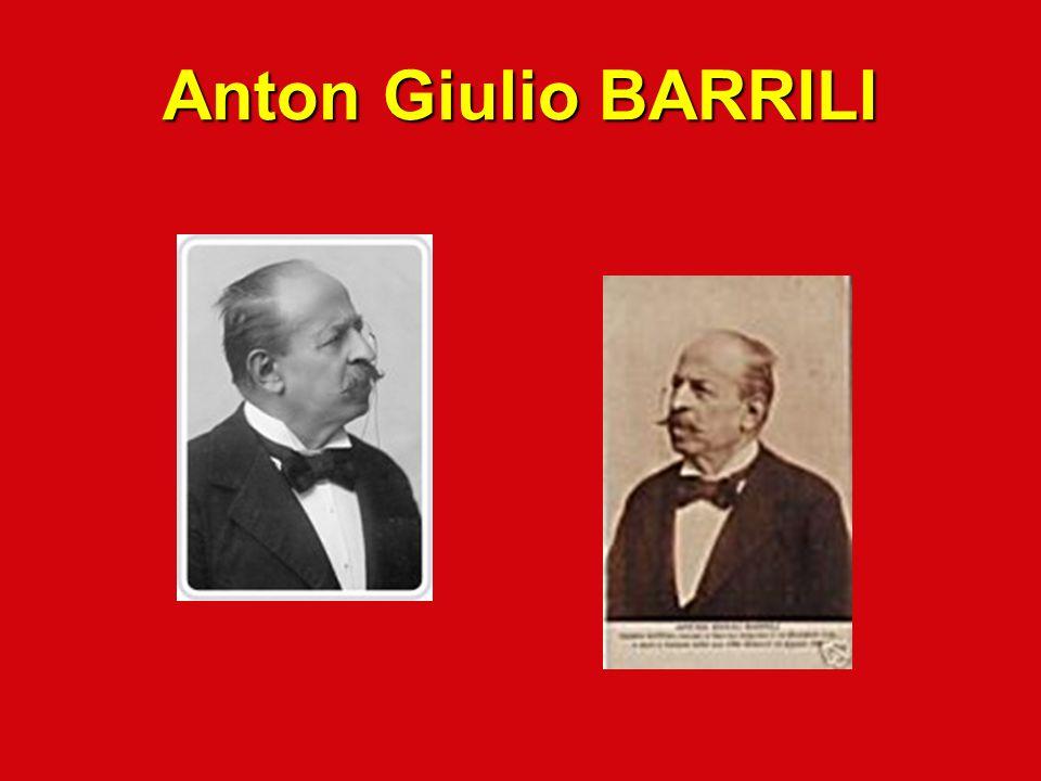 Anton Giulio BARRILI