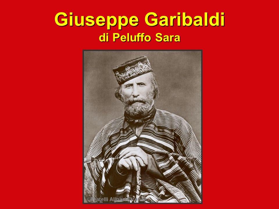 Giuseppe Garibaldi di Peluffo Sara