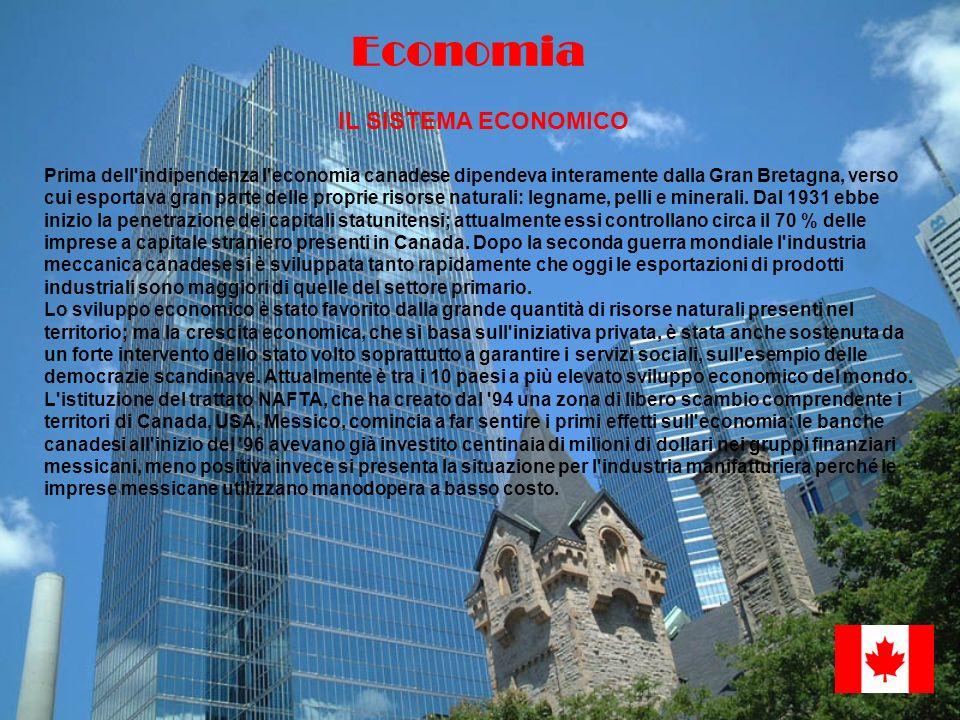 Economia IL SISTEMA ECONOMICO