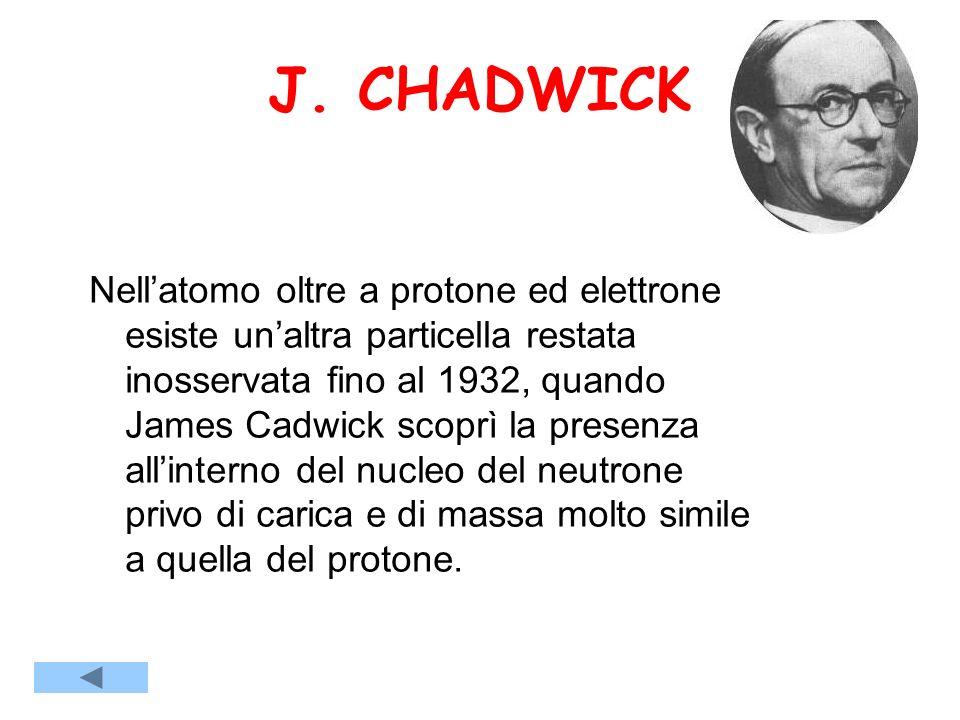 J. CHADWICK