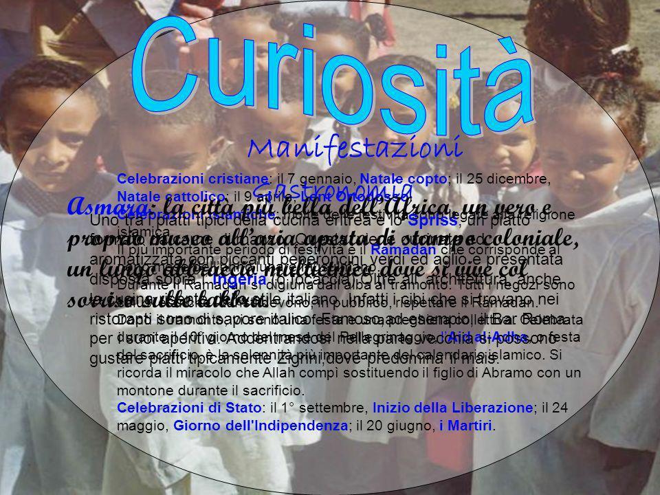 Curiosità Manifestazioni Gastronomia