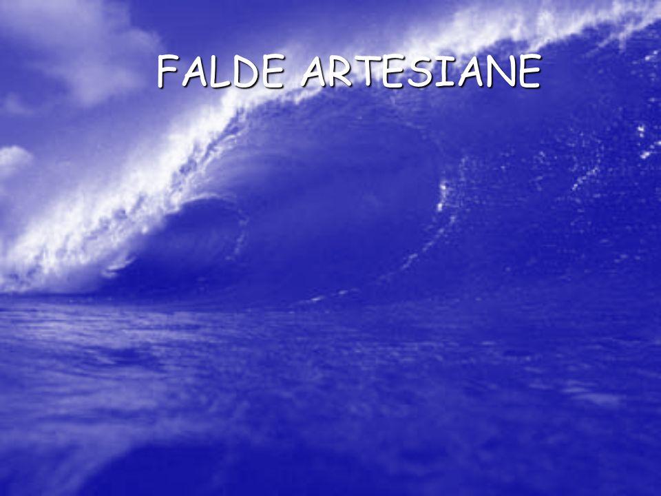 FALDE ARTESIANE
