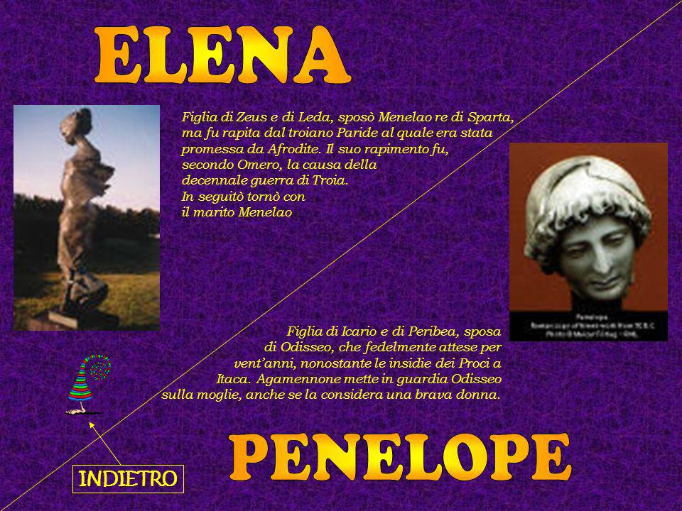 ELENA PENELOPE INDIETRO