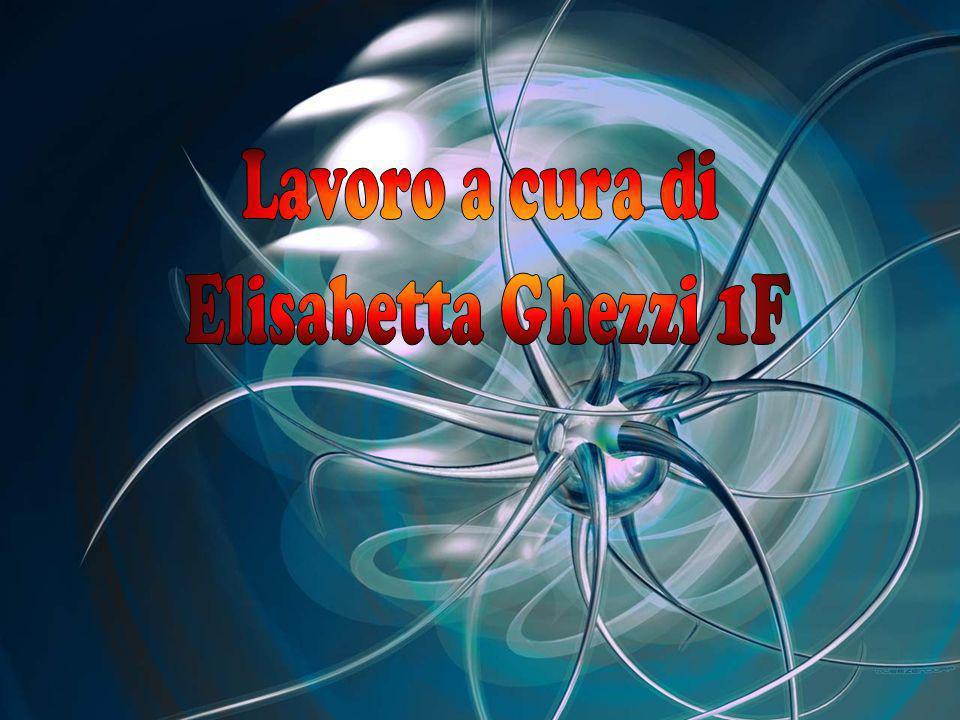 Lavoro a cura di Elisabetta Ghezzi 1F