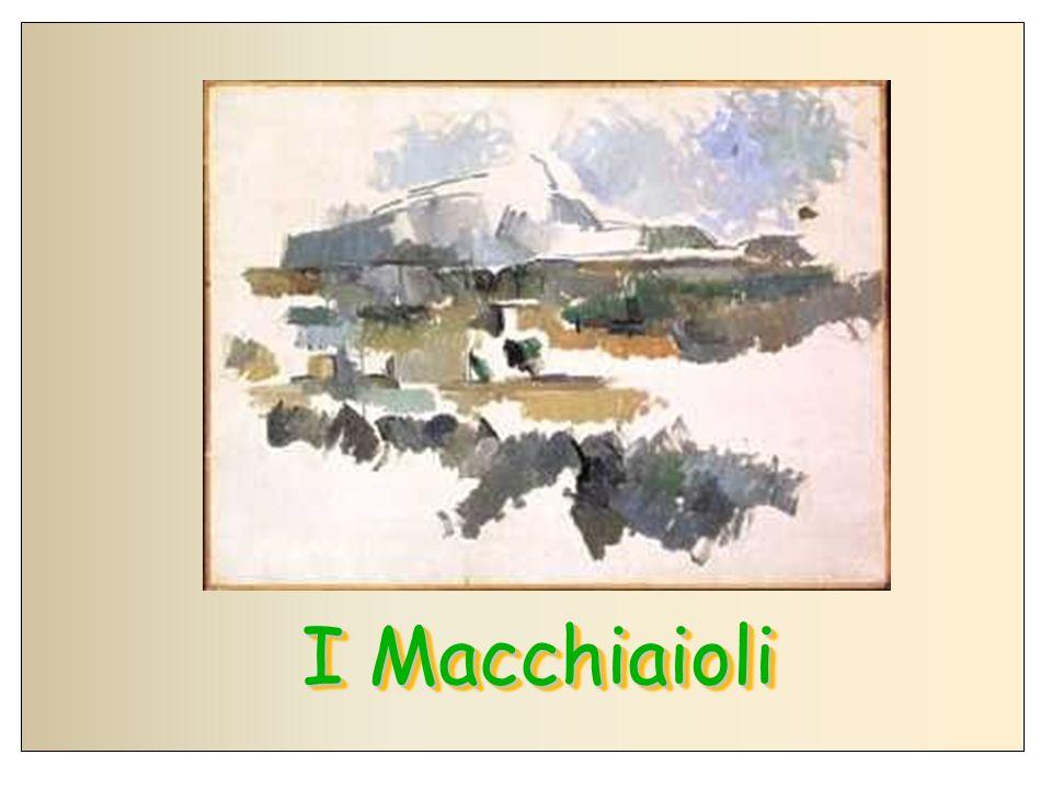 I Macchiaioli