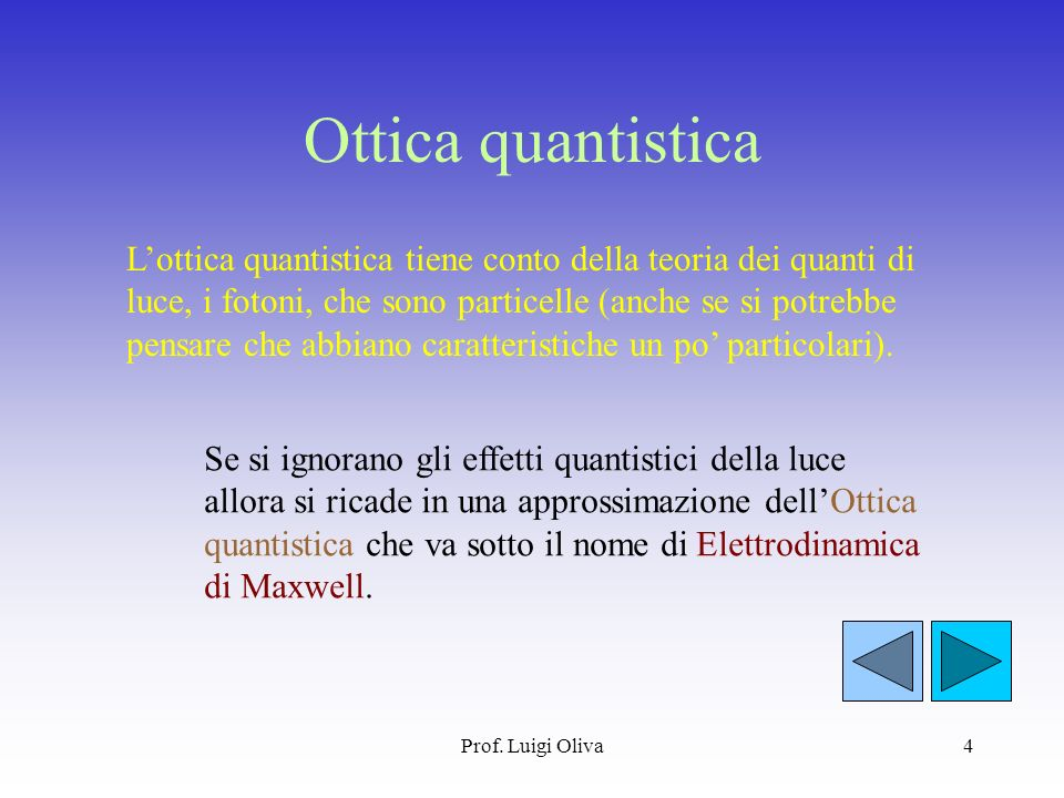 Ottica quantistica