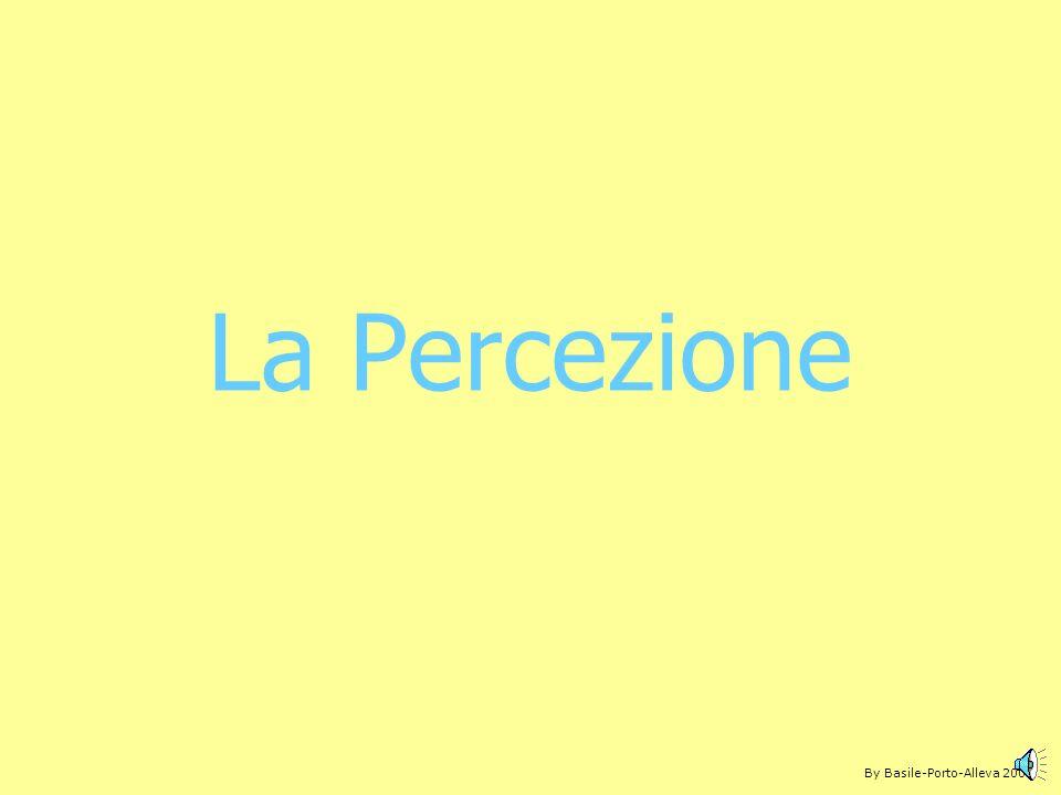 La Percezione La Percezione