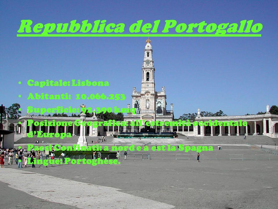 Repubblica del Portogallo