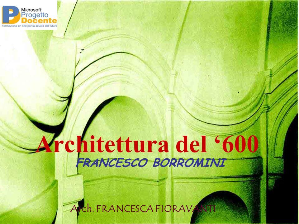 Arch. FRANCESCA FIORAVANTI