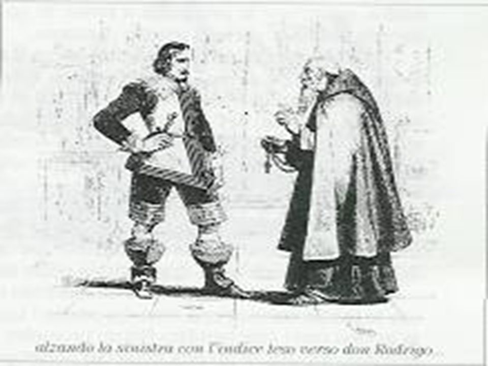 Lo scontro con don Rodrigo