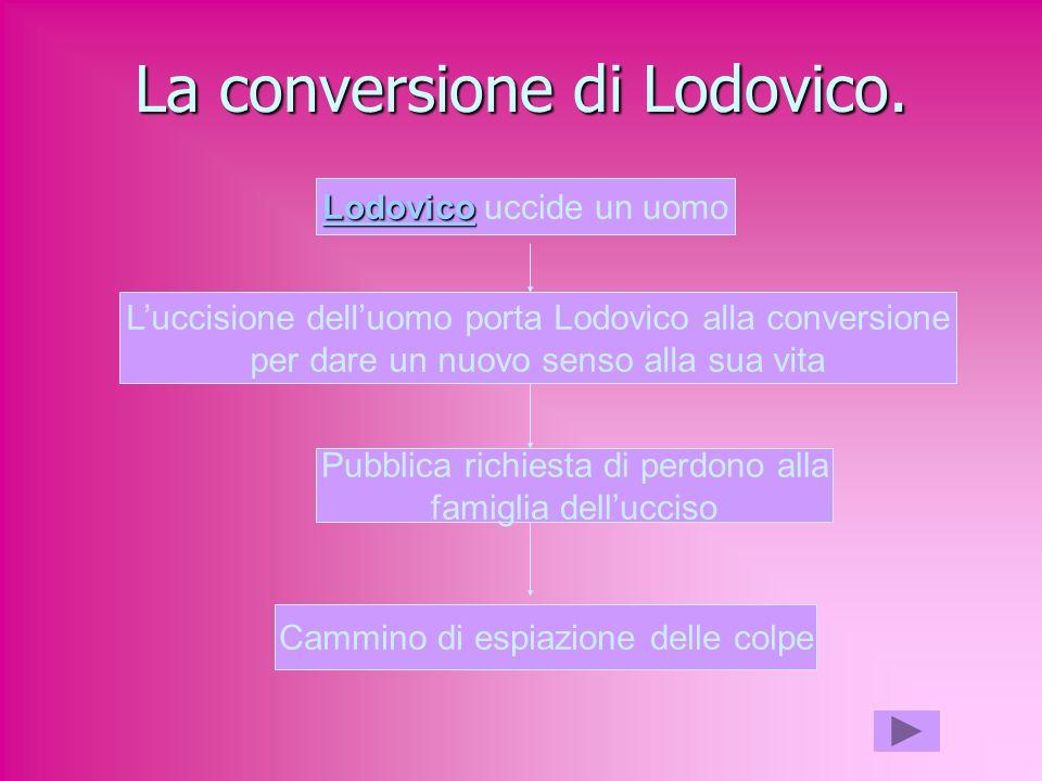 La conversione di Lodovico.
