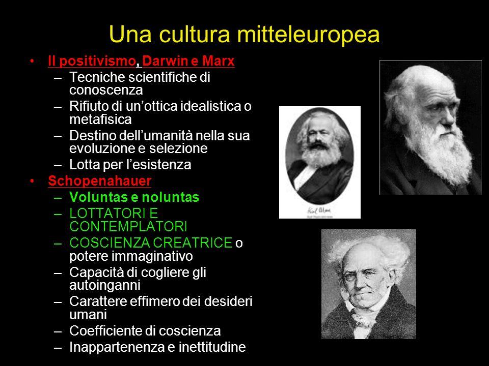 Una cultura mitteleuropea