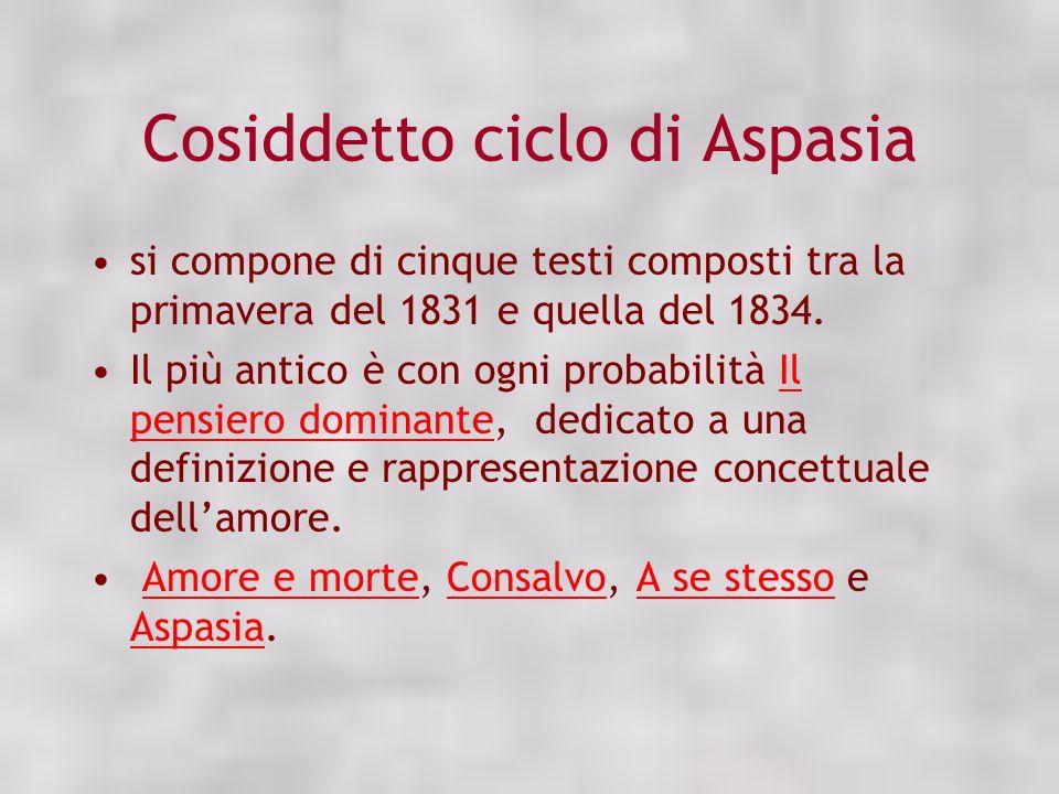 Cosiddetto ciclo di Aspasia