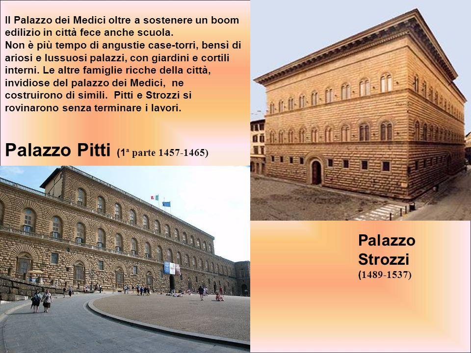 Palazzo Pitti (1ª parte 1457-1465)