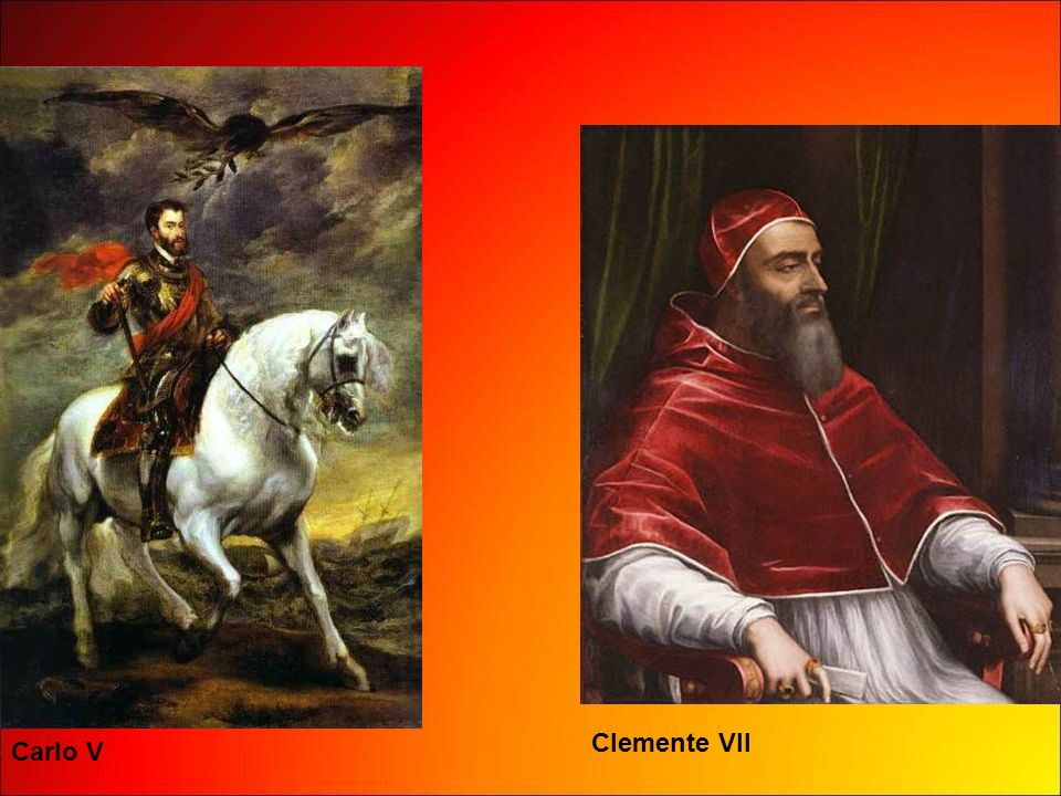 Clemente VII Carlo V