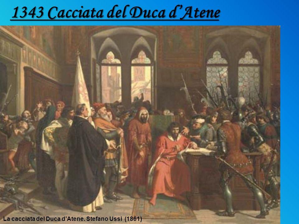1343 Cacciata del Duca d'Atene
