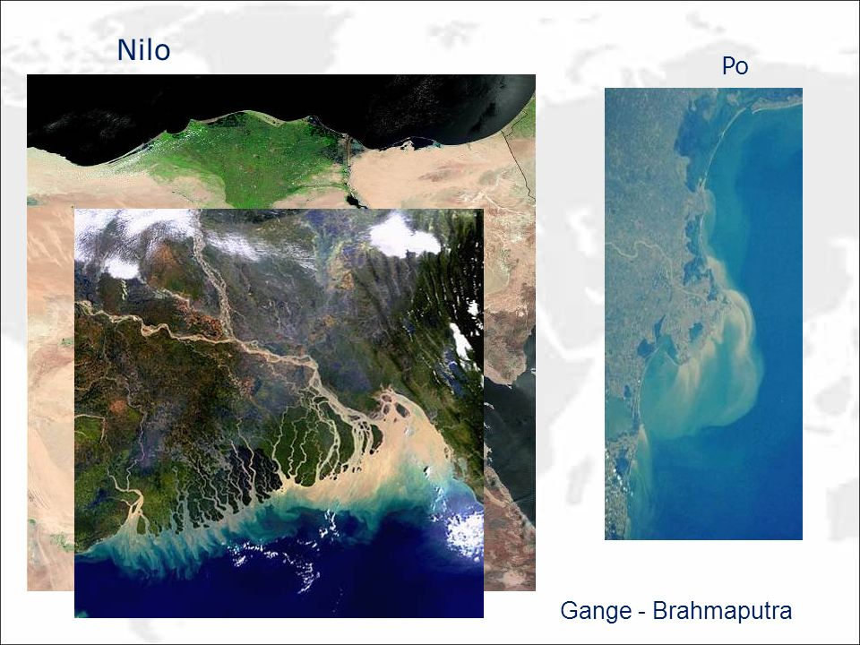 Nilo Po Gange - Brahmaputra