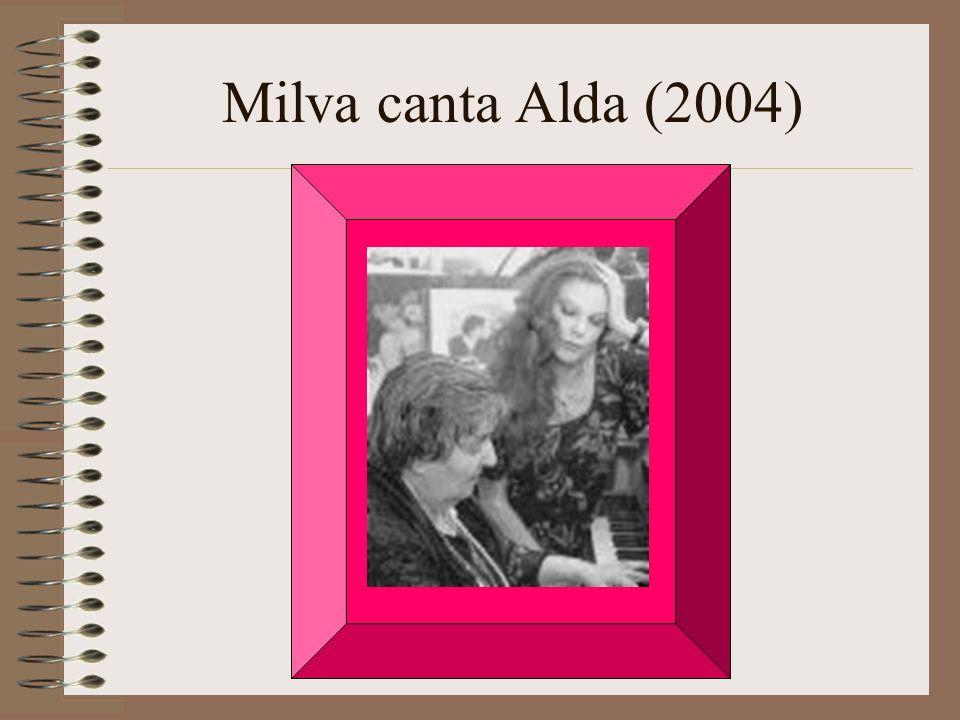 Milva canta Alda (2004)