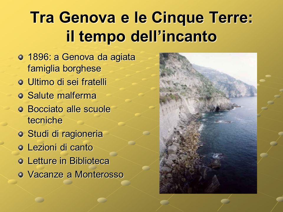 Tra Genova e le Cinque Terre: il tempo dell'incanto