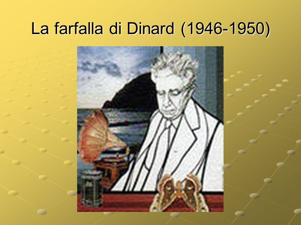 La farfalla di Dinard (1946-1950)