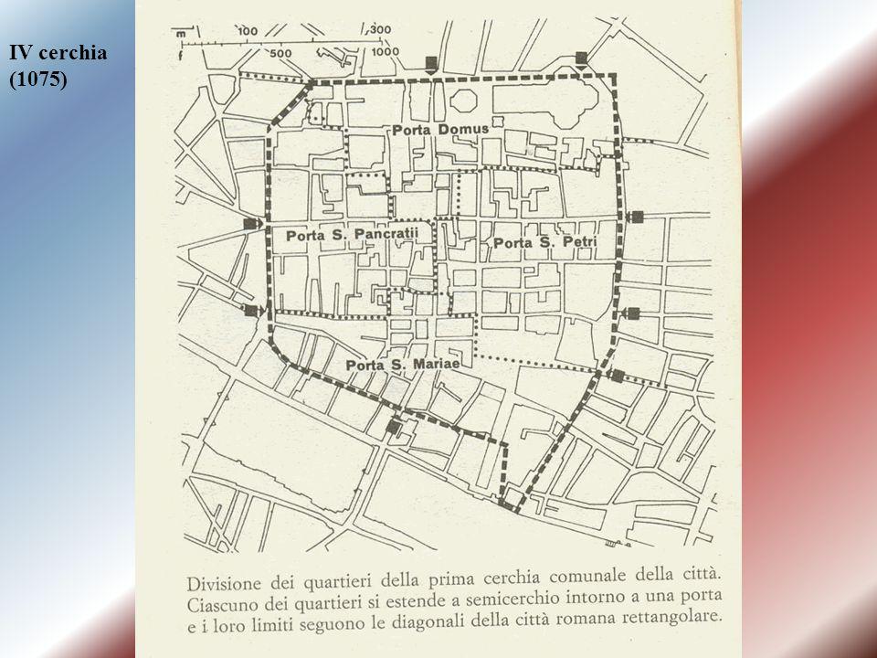 IV cerchia (1075)