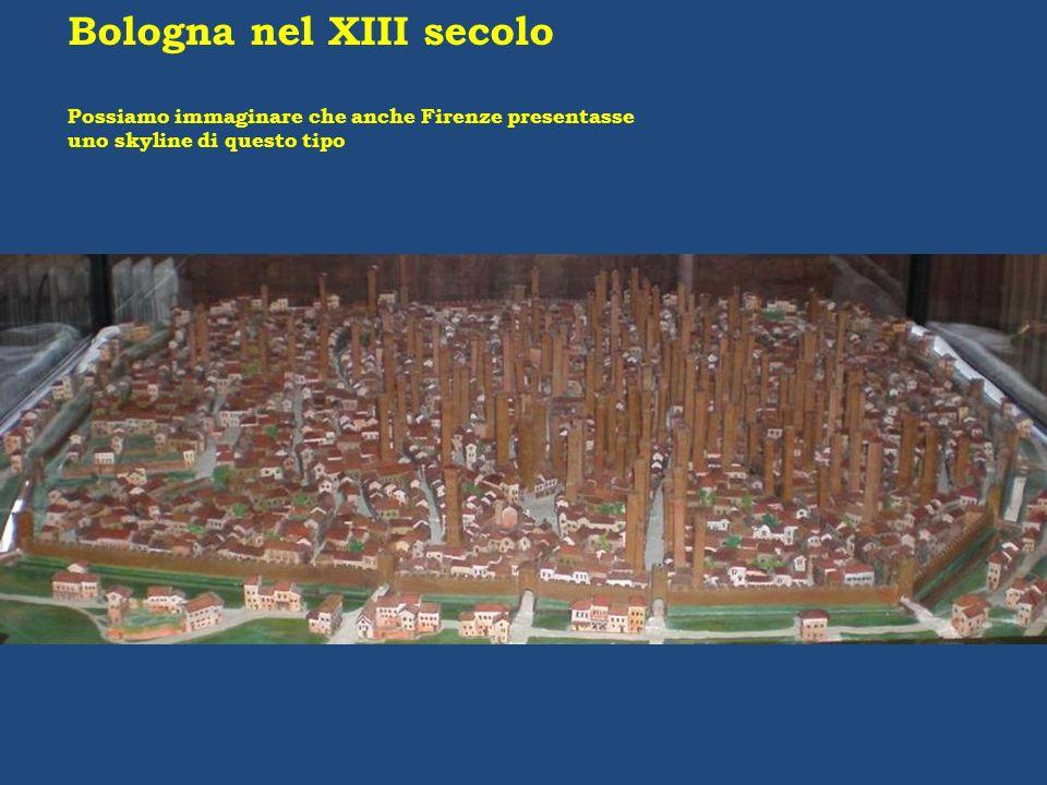 Bologna nel XIII secolo