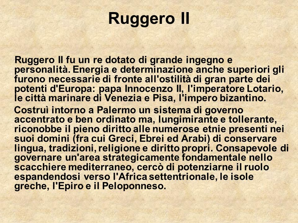 Ruggero II