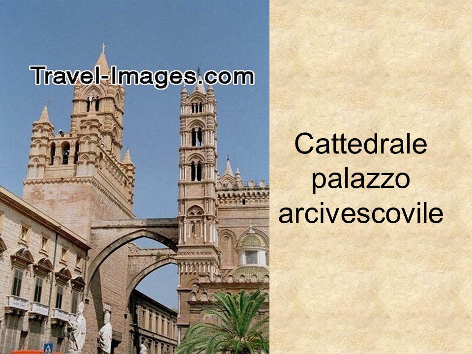 Cattedrale palazzo arcivescovile