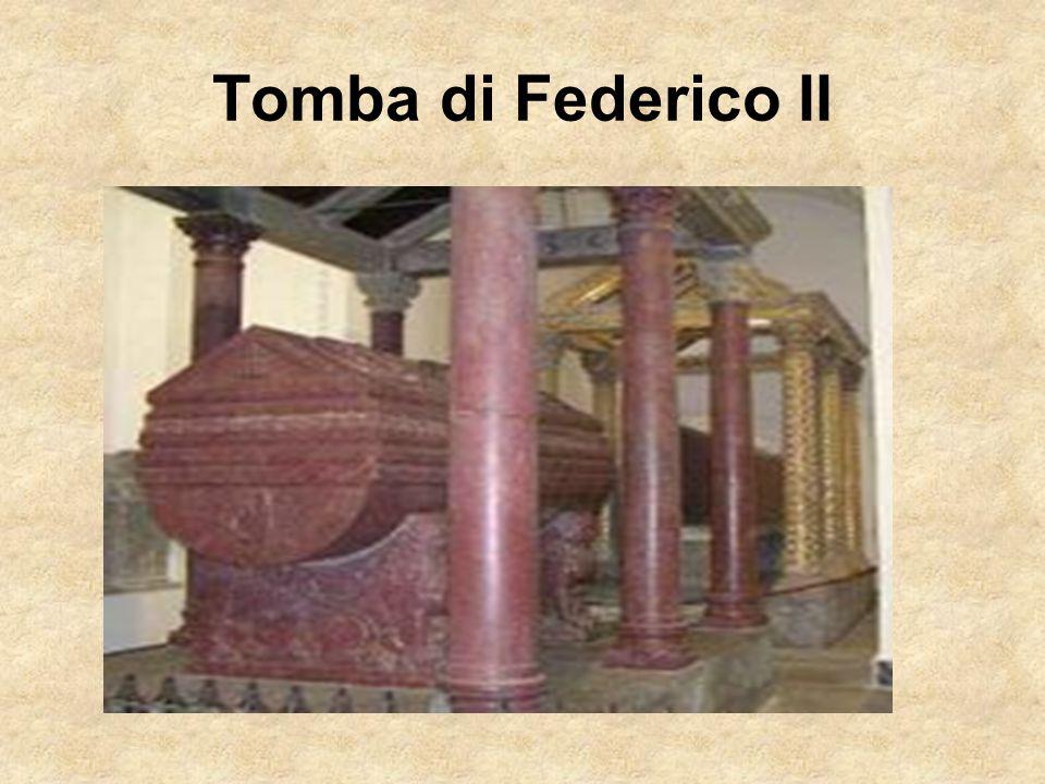 Tomba di Federico II