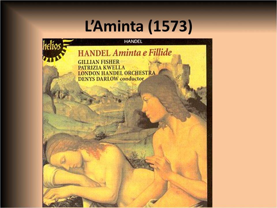L'Aminta (1573)