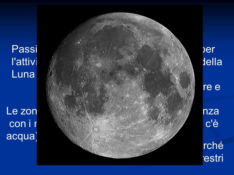 La geografia della Luna