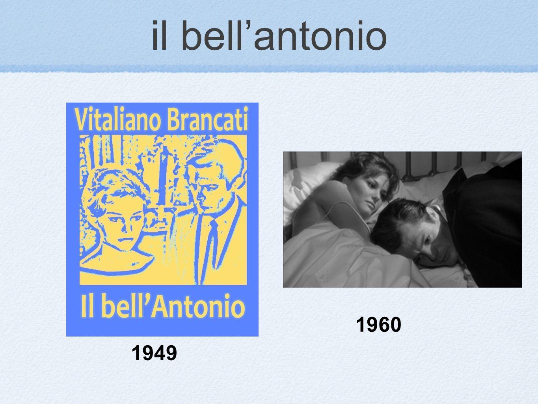 il bell'antonio 1960 1949