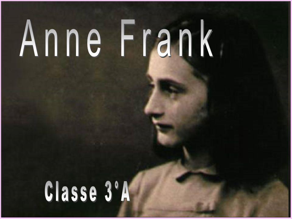 Anne Frank Classe 3°A