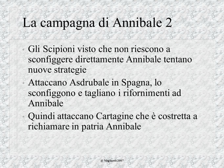 La campagna di Annibale 2