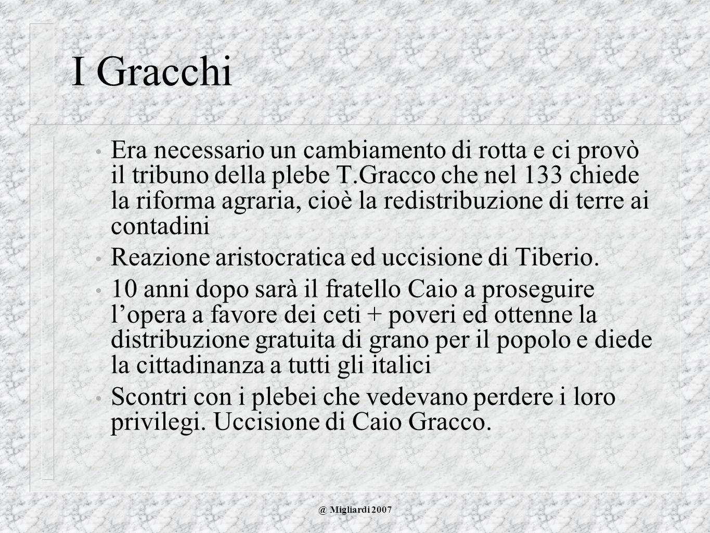 I Gracchi